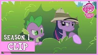Twilight Sparkle Studying The Pinkie Sense (Feeling Pinkie Keen)   MLP: FiM [HD]