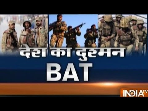 Pakistan's BAT to Take Revenge after Indian Army's Surgical Strike along LoC