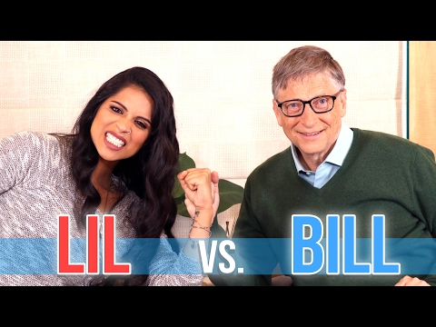 Thumbnail: First World Problems Vs. Real World Solutions (ft. Bill Gates)