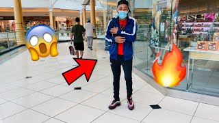 SHOPPING AT THE BEST MALL IN MICHIGAN!!