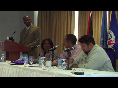 Caribbean Fintech 2016 – Panel Discussion  – Role of innovat