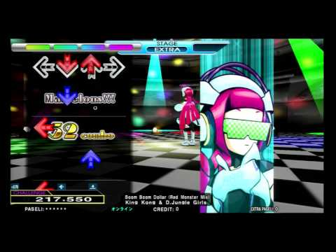 DDR 2015 Boom Boom Dollar Red Monster Mix SPCHALLENGE