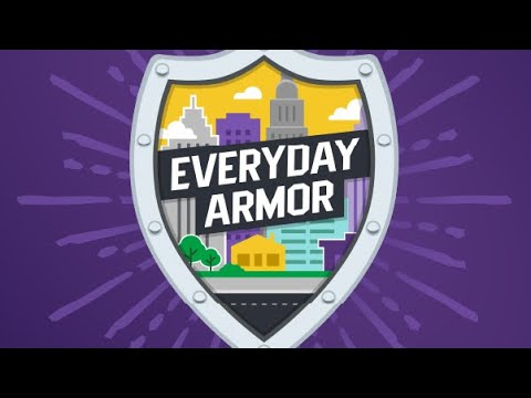 Explorers At Home: Everyday Armor | Week 2 | March 14th