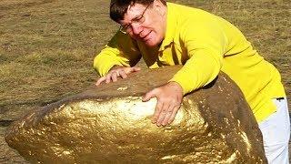 Dünyada Bulunmuş EN BÜYÜK 10 Altın KÜLÇESİ