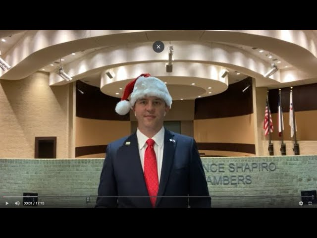 Plano City Council Recap - December 14, 2020