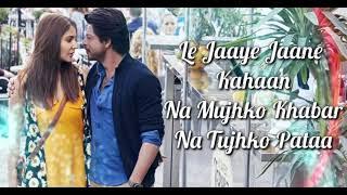 Hawayein Lyrics | Jab Harry Met Sejal | Arijit Singh | Pritam | Irshad Kamil | Shahrukh K, Anushka S