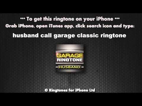 Husband Call Garage Ringtone