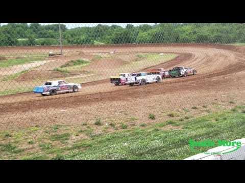Street Stock Heat Springfield Raceway June 3 2017