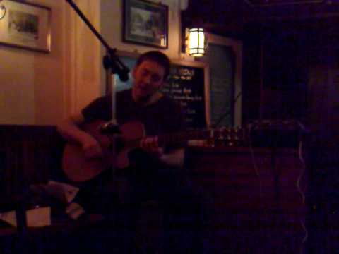 James Baxter- Butterfly (Live in Broadstairs)