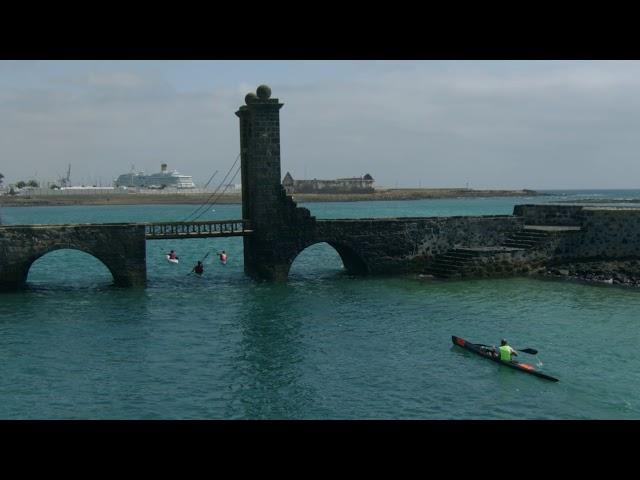 El Puente de las Bolas - Castillo de San Gabriel (Arrecife de Lanzarote)