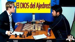 INIMAGINABLE! MAGNUS EL DIOS DEL AJEDREZ | Carlsen Vs Nakamu...