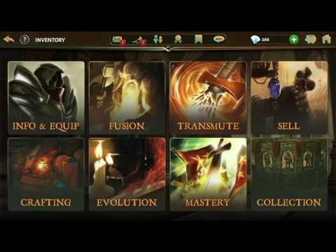 Dungeon Hunter 5 Overview IOS Server