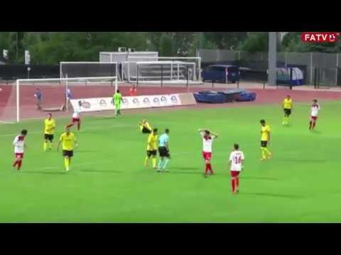 2016-17 UEFA Champions League  FC Santa Coloma - FC Alashkert  Highlights   28.06.2016