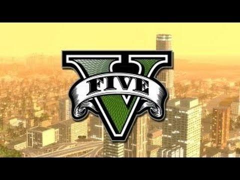 GTA 5 : Mont Chiliad - Campagne - Ferme ... Santa Monica !!!
