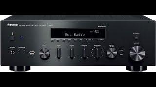 обзор Hi-Fi ресивера Yamaha R-N602. Часть 3. Настройка медиасервера