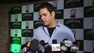 Vikramaditya Motwane judges Jameson Done in Sixty Seconds Contest