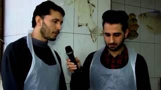بامداد خوش - خیابان - امروز با همکار ما سمیر صدیقی سر زدیم به یکی  ازماهی پزی ها
