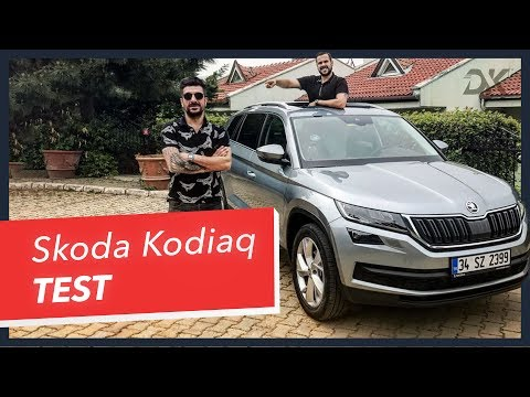 Doğan Kabak | Skoda Kodiaq - 1.4 TSi DSG 4x4 - İlk Sürüş