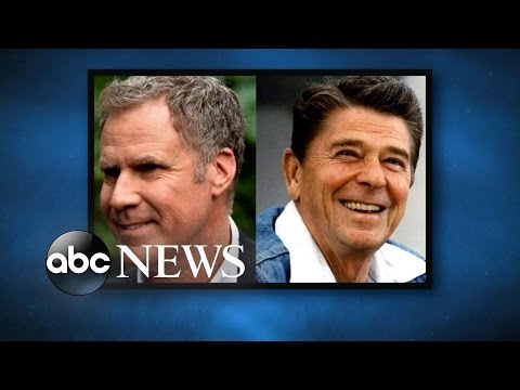 Will Ferrell Under Fire for Ronald Reagan Movie