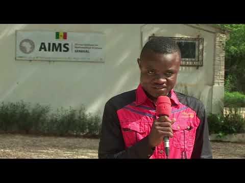 AIMS Senegal 2017 2018 Cohort