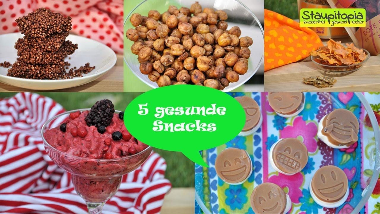 5 gesunde snacks f r abends oder zwischendurch selber. Black Bedroom Furniture Sets. Home Design Ideas