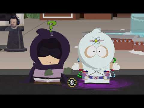 South Park: TFBW DLC - From Dusk Till Casa Bonita pt1 - Dark Powers, Unlocked!