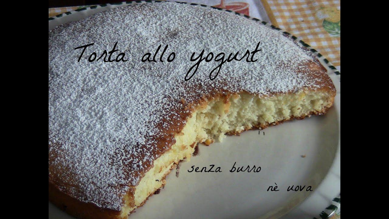 Ricetta torta yogurt olio