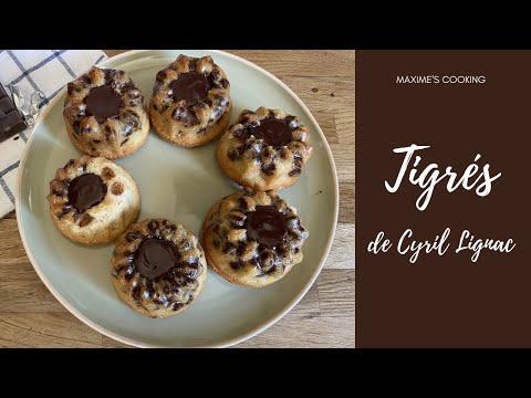 recette-tigrÉs-de-cyril-lignac🍫