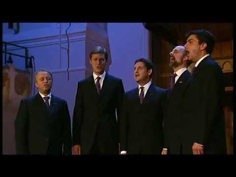 The King's Singers - Luci Serene e Chiare