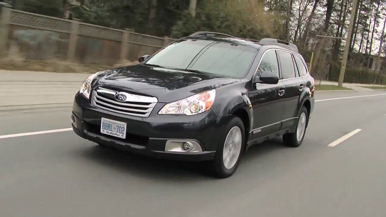 2010 subaru outback review youtube. Black Bedroom Furniture Sets. Home Design Ideas