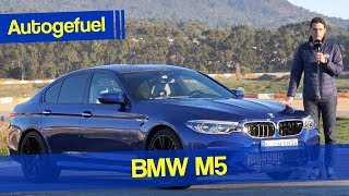 BMW M5 REVIEW - Autogefuel