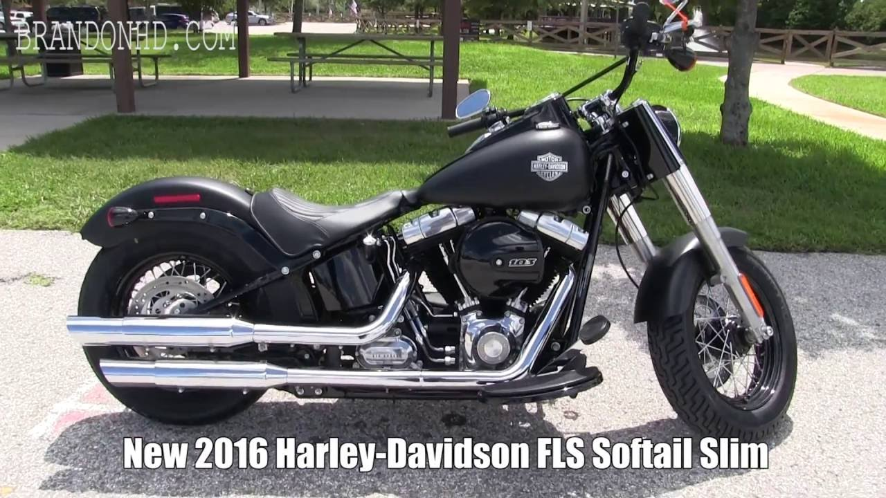 2016 harley davidson softail slim for sale ~ 2017 models & colors