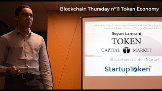 Token Economy - Blockchain Thursday n° 11 by StartupToken