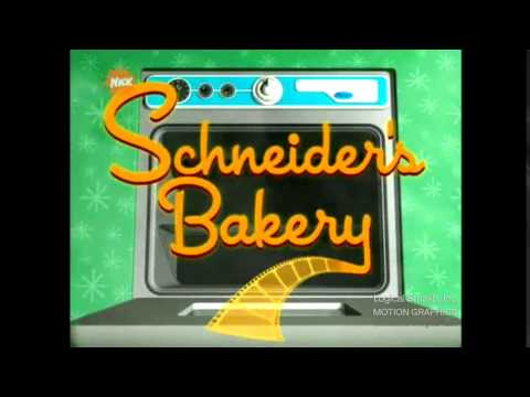 Schneider's Bakery/Nickelodeon Productions (2004)