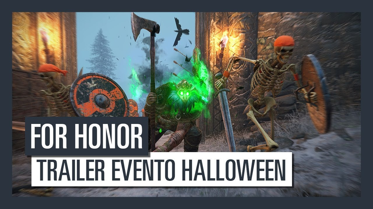 for honor trailer evento halloween youtube. Black Bedroom Furniture Sets. Home Design Ideas