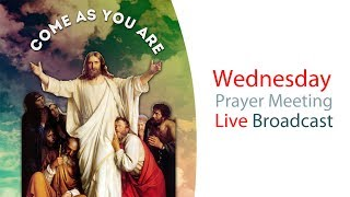 Video CRL - English Prayer Meeting  - 21 March 2018 download MP3, 3GP, MP4, WEBM, AVI, FLV Maret 2018