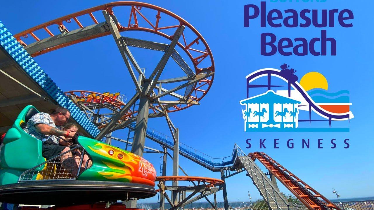 Bottons Pleasure Beach Skegness Vlog July 2020