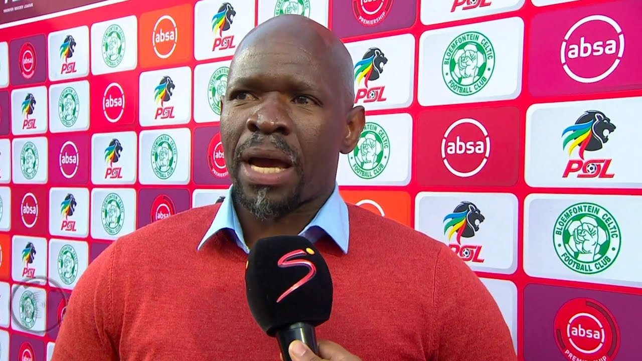 Absa Premiership 2019/20 | Celtic vs Arrows | Steve Komphela