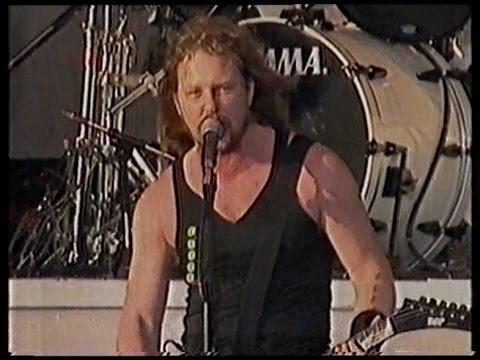 Metallica - Live at Donington & Copenhagen (1991) [Full TV Report]
