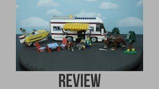 LEGO Creator Vacation Getaways Comedic Review!