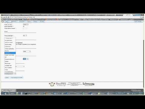 Create Additional Confference Number FreePBX