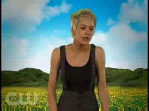 America's next top Model - Marjorie Interview TEAM MARJORIE