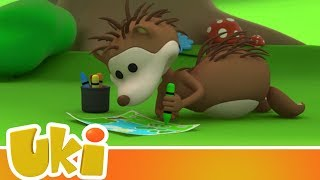 Uki - Painting and Drawing with Friends 🎨✏️   Videos for Kids