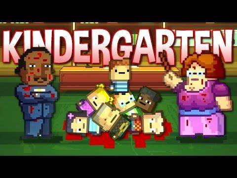 TEACHERS TURN ON THE WHOLE CLASS - Teacher's Story - Kindergarten Gameplay #4