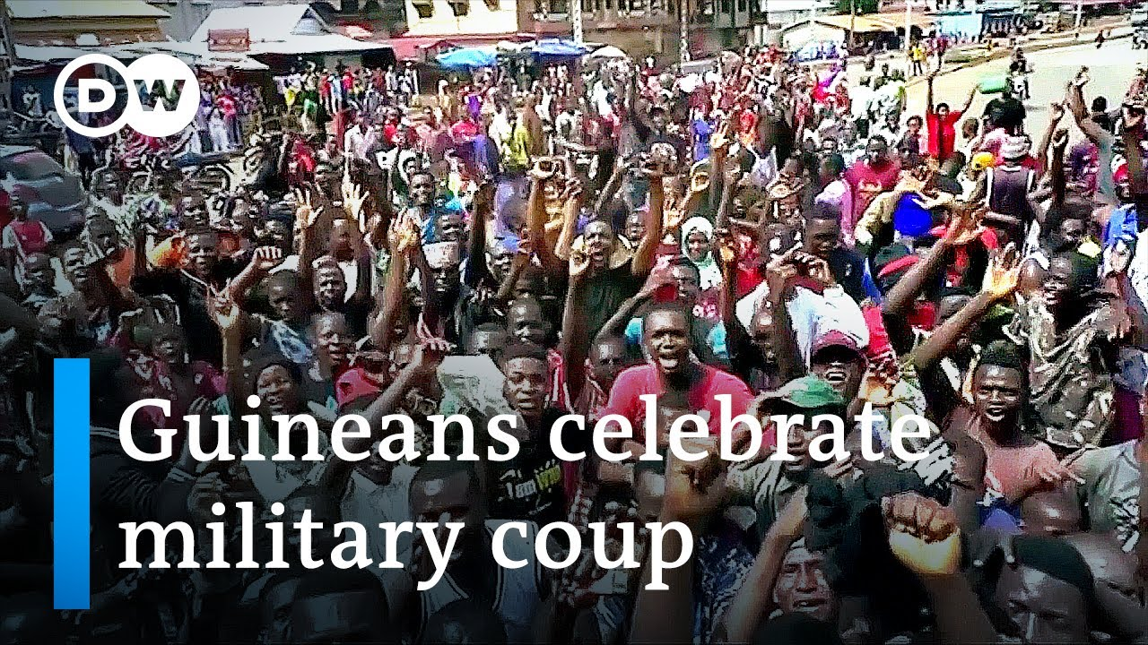 Guinea's Military Declared A Coup. What Happens Next Is Uncertain
