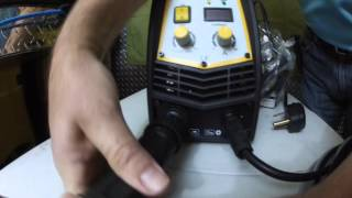 HYL CUT50 Inverter Plasma Cutter - Part 1 - Setup