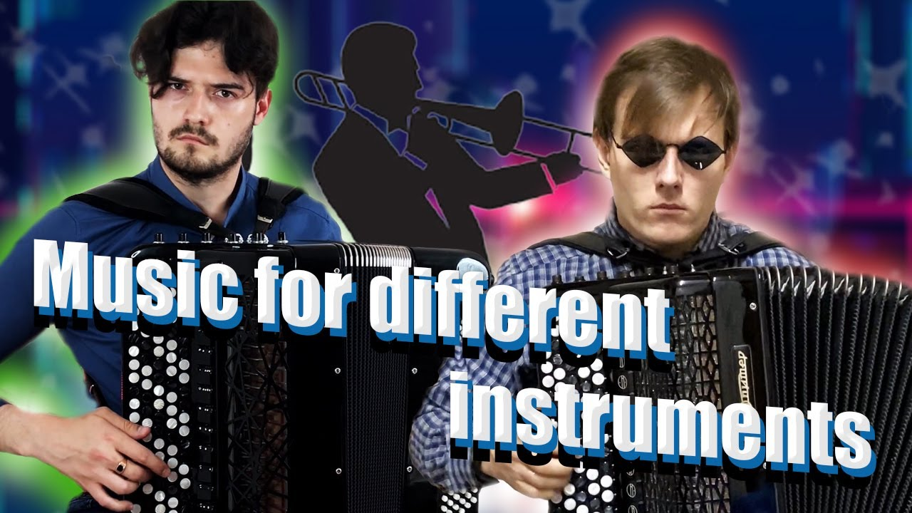 Playing Music Written For Different Instruments | Just Duet
