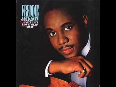Freddie Jackson -  Special Lady