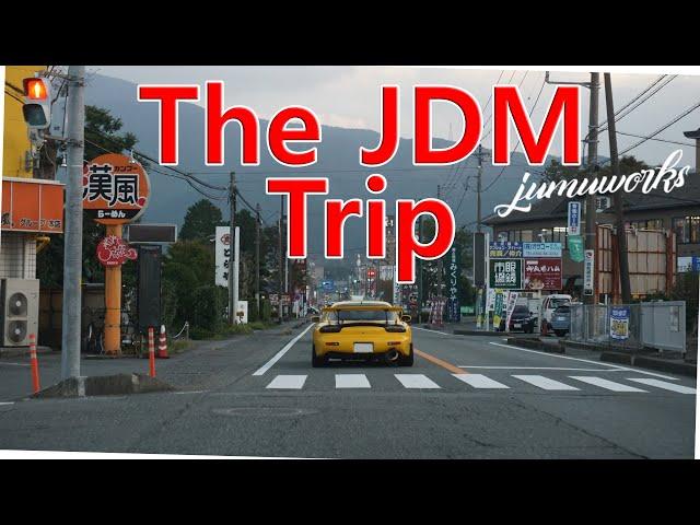 Die Suche des JDM - 5 Wochen mit Rucksack durch Japan