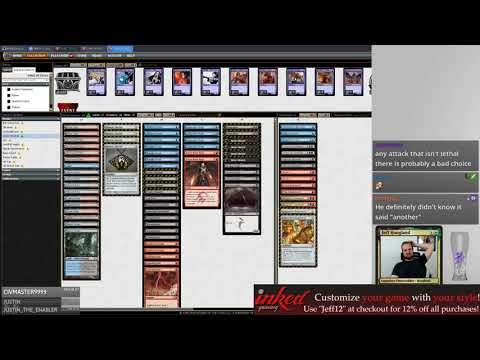 Grixis Death's Shadow  Modern  June 29th, 2018